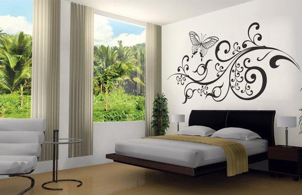 Cortiambientes persianas toldos y cortinas - Vinilos frases para dormitorios ...