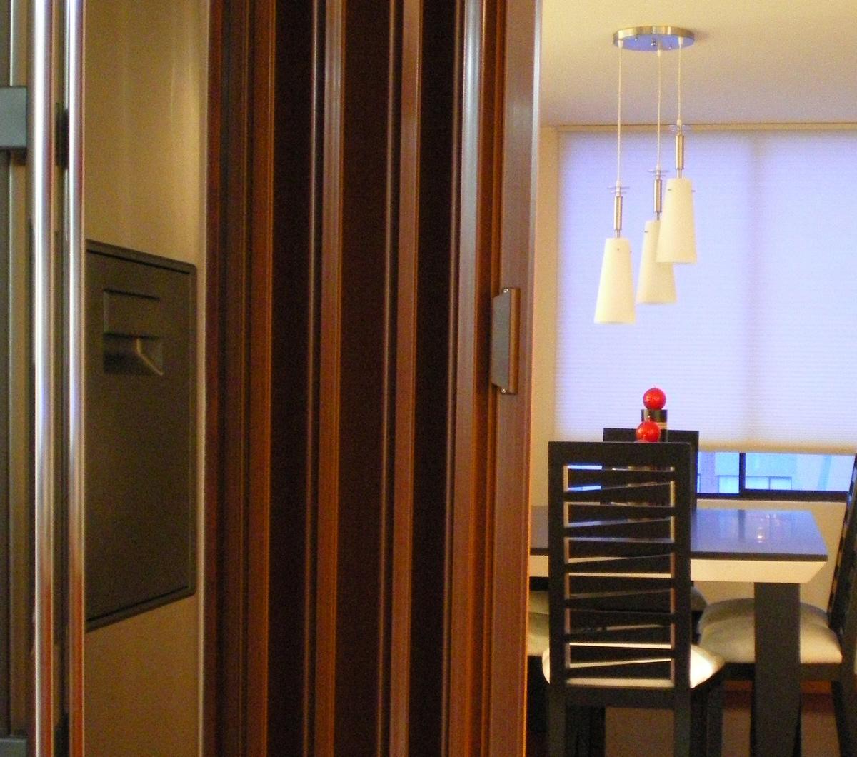 Cortiambientes persianas toldos y cortinas - Puertas plegables madera ...